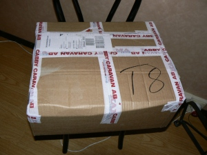 husvagnsspegelpaket