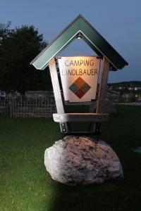 Infarten till campingen.